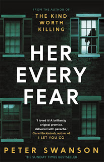 Her Every Fear - Peter Swanson [kindle] [mobi]