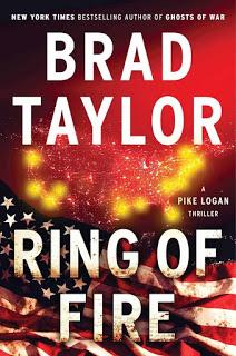 Ring of Fire - Brad Taylor [kindle] [mobi]
