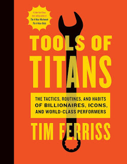 Tools of Titans - Timothy Ferriss [kindle] [mobi]