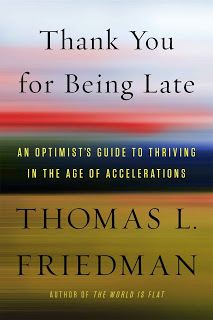 Thank You for Being Late - Thomas L. Friedman [kindle] [mobi]