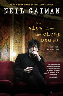The View from the Cheap Seats: Selected Nonfiction - Neil Gaiman [kindle] [mobi]